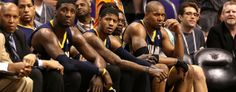The Indiana Pacers make a curious move.