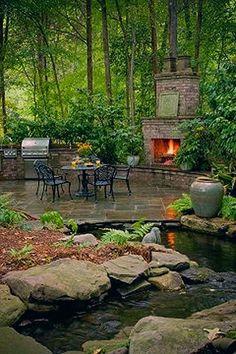 Autumn Clematis, Purple Clematis, Clematis Vine, Small Backyard Ponds, Backyard Landscaping, Outdoor Spaces, Outdoor Living, Low Maintenance Garden, Garden Boxes