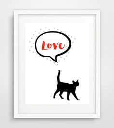 Love by Julia on Etsy