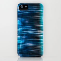 mystic forest - blue iPhone & iPod Case by hannes cmarits (hannes61) - $35.00