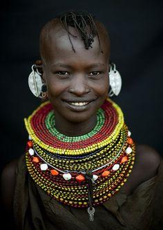 Turkana tribe, Kenia