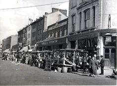 Portobello Road in the 50s