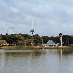 Pampulha, Belo Horizonte - MG @Pollyanna Guimarães ❤️ #pampulha #belohorizonte #BH #igrejadapampulha #vejabh #minasgerais #mg