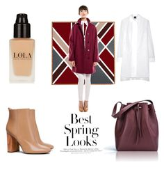 """""""Untitled #17"""" by gpalaz on Polyvore featuring Tory Burch, Huber Egloff, McQ by Alexander McQueen, H&M, women's clothing, women, female, woman, misses and juniors"""