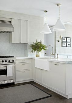 100 Year Old Hoboken Townhouse Gets Kitchen Makeover