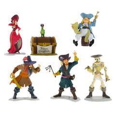 Your WDW Store - Disney Figure Play Set - Pirates of the Caribbean