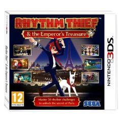 GOT Rhythm Thief & the Emperor's Treasure