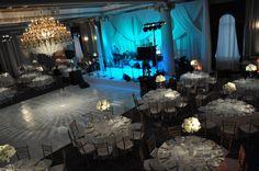 An April wedding in the Versailles Ballroom