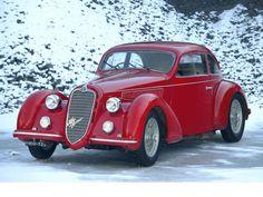 Touring Alfa Romeo 6C 2300B Mille Miglia Berlinetta #815092 1938