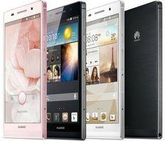 Electronics Products Informaion: Huawei Ascend P6 Smartphone Bangladeshi Price