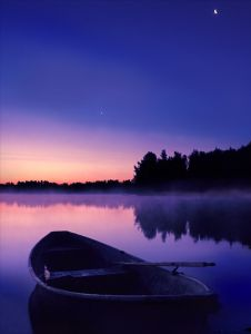 Night on the Lake, Finland • EXTEND YOUR LIFE > http://www.foreverhealthywater.com/