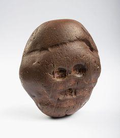 The Makapansgat Pebble. Image: Brett Eloff © University of Witwatersrand.