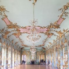 Charlottenburg Palace ~ Berlin ~ Germany