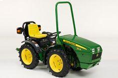 John Deere 20A tractor