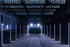 Light Painting Photography by Alexis Pichot