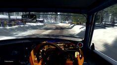 DiRT Rally Simulator MINI Cooper S 100cv Action Cam Prueba 1 Scratch Algsjon Varmland SUECIA Racing Wheel : Thrustmaster T500RS  Shift TH8R  El Mini es un pequeño automóvil del segmento A producido por la British Motor Company y sus empresas sucesoras entre los años 1959 y 2000. Este automóvil el más popular de los fabricados en Gran Bretaña fue entonces remplazado por el nuevo MINI lanzado en 2001. El original está considerado como un icono de los años 1960 y su distribución ahorradora de…