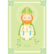 Saint Patrick Print