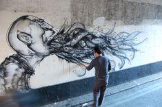 David Choe (2008) - London (UK)