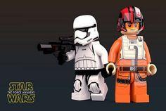 Eccoci qui, come previsto al Force Friday sono stati presentati i nuovi set Lego dedicati a Star Wars e, più in specifico, al settimo film The Force Awakens, Il risveglio della forza in italiano. Dalle immagini non traspaiono grossi spoiler sul film, oltre a quello che già era stato rivelato, e, almeno personalmente, non sono stato particolarmente colpito dai nuovi modelli, ma vediamoli in dettaglio.  #Lego #StarWars #Ep7 #EpVII #TheForceAwakens #IlRisveglioDellaForza