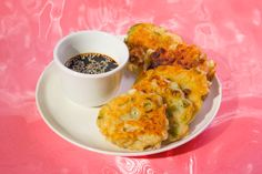 Ramen Scallion Pancakes - Your favorite scallion pancake, now with your favorite…