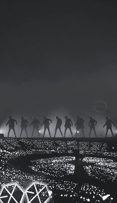 Find images and videos about kpop, exo and korean on We Heart It - the app to get lost in what you love. Lightstick Exo, Kpop Exo, Sehun, Exo Wallpaper Hd, Exo For Life, Exo Album, Exo Fan Art, Exo Lockscreen, Exo Ot12