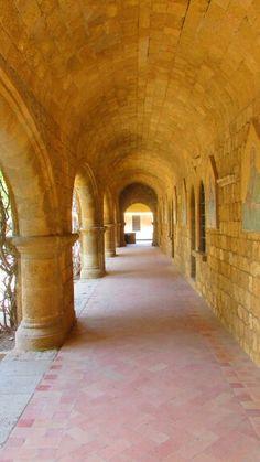 Monastery at Filerimos