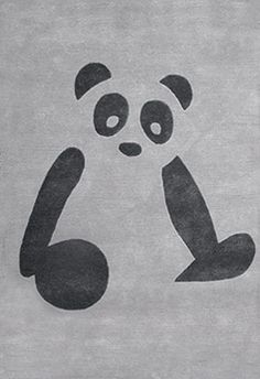 Tapis Panda 110x160