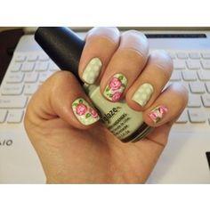 Nail, Nail Art, Nail polish, unhas, arte, esmalte, floral, pattern, estampa, bolinhas, poá, poa, tendencia, trend, inspiration, inspiração, ideas