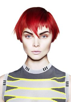 Hair: Sacha Mascolo-Tarbuck e International Artistic Team @Toni&Guy Product: label.m