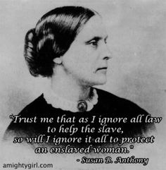 During the 1800s reforms, which was more successful? the abolitionists or the women's rights movement?