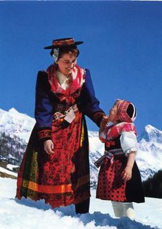 Switzerland traditional dress PC by jimmiehomeschoolmom, via Flickr