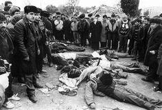 Hace 26 años iniciaban los Pogromos armenios en Bakú | Soy Armenio - Noticias de Armenia y del Cáucaso
