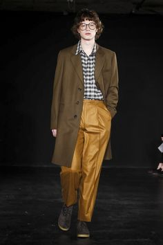 E. Tautz Menswear Fall Winter 2017 London