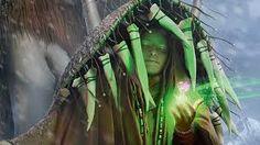 Bildresultat för temur shaman art