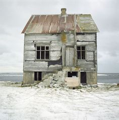 Abandoned Cottage By The Sea | Content in a Cottage