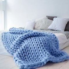 Giant Wool Blanket to keep you Warm in this cold winter