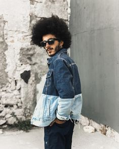 Double Denim - Menswear
