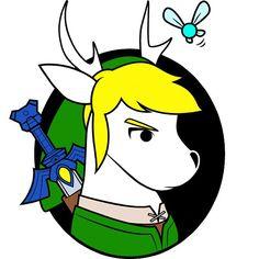 Hey Listen!    #link #zelda #videogames #games #gamer #gaming #play #retro #classic #geek #deer #sword #funny #nerd #nintendo
