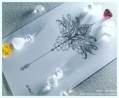 FLOR DE LÓTUS COM XANGÔ & IANSÃ. Destino: Taubaté-SP. #flordelotus #xangô #aganju #iansã #tattoobrasil #tatuagem