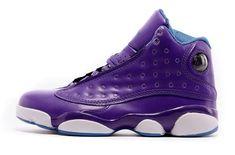 Air Jordan 13 Purple Running Ladies Sneaker2 bab25f5e2