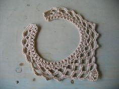 Breakfast Half Afternoon: maxicolar in crochet!