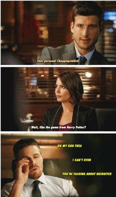 Arrow - Oliver, Thea & Alex Davis #4.5 #Season4