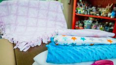 No Sew Baby Blankets