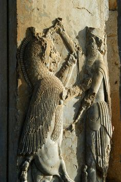 Reliefs, Palace of Darius I iran-perspolis Ancient Mesopotamia, Ancient Civilizations, Ancient History, Art History, Perse Antique, Cyrus The Great, Ancient Near East, Ancient Ruins, Epic Of Gilgamesh