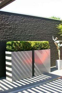 Minimalist Garden and landscape Design Ideas Terrace Garden, Garden Spaces, Minimalist Garden, Contemporary Garden, Garden Landscape Design, Dream Garden, Garden Planning, Land Scape, Garden Inspiration