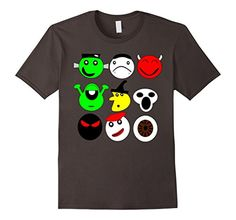 Mens Halloween Emoji T-Shirt 2XL Asphalt Halloween Emoji ... https://www.amazon.com/dp/B0764FKMSL/ref=cm_sw_r_pi_awdb_x_.Ot1zbS8B0E4F