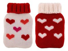 These are the hot bottles you need to keep warm this winter Valentine Day Gifts, Valentines, Crochet Decoration, Heart Hands, Winter Warmers, Hand Warmers, Crafts To Sell, Decorative Accessories, Free Pattern