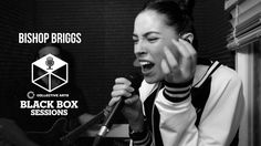 """Woman named Bishop Briggs with an insane set of pipes performing her song """"river"""" in studio. Good Music, My Music, Bishop Briggs, Thing 1, Women Names, She Song, Too Cool For School, Black Box, Have Time"""