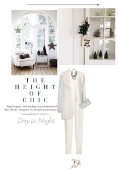 """""""the height of chic"""" by miss-milika ❤ liked on Polyvore featuring Joseph, URBAN ZEN, Manolo Blahnik and Topshop"""