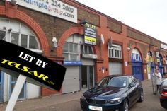 LET! LET! LET! – Unit AR03, Arches Business Centre, Merrick Road, Southall – 1,398 SQ FT (129.88 SQ M)   #telsar #DealDone
